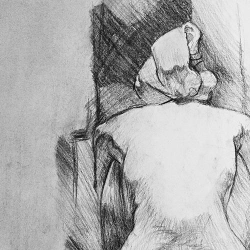 Study of Master's Drawing