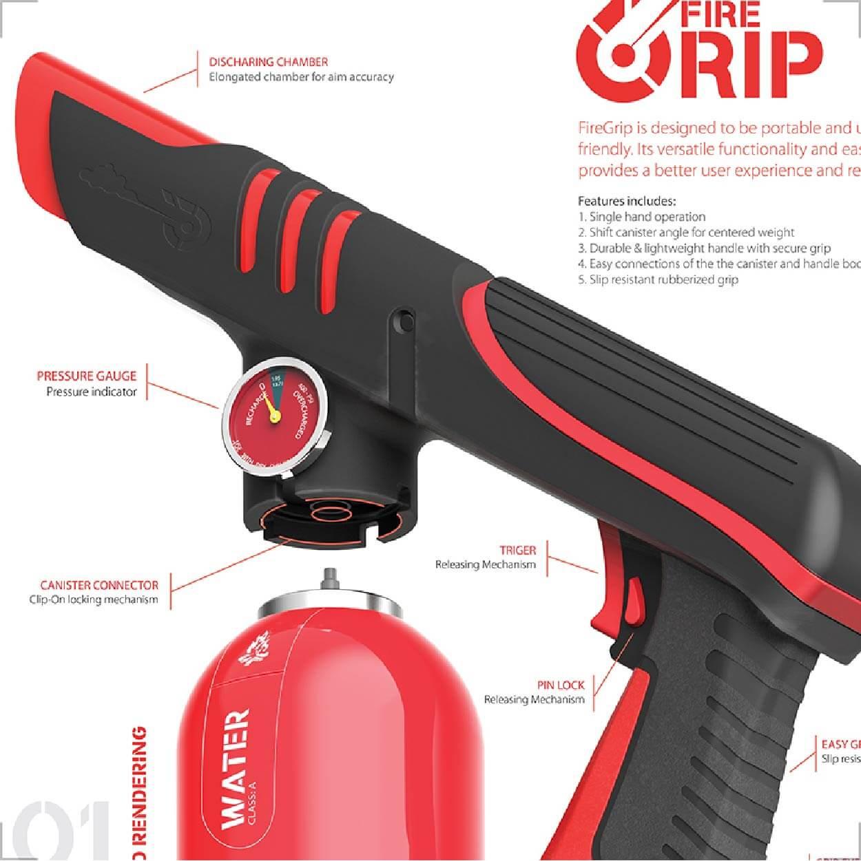 Fire Grip