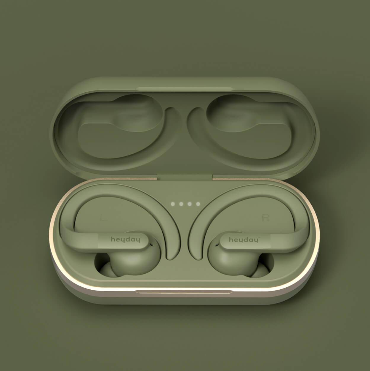 Active Earbuds